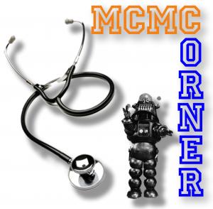 MCMC robot needs love!